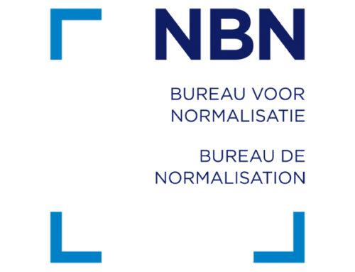 Ontwerp van 2de addendum aan de norm NBN D 51-003 – Openbaar onderzoek gestart